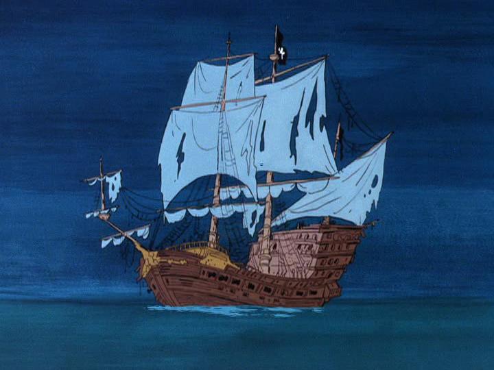 Ghost Ship Go Away Ghost Ship