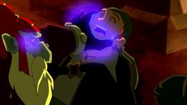 Gnome paralyzes 1st victim