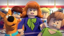 LEGO Scooby Doo Liderces Hollywood 1