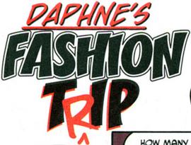 Daphne's Fashion Trip title card