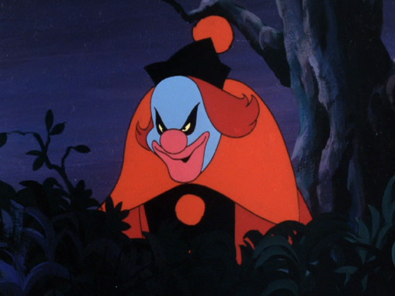 Ghost Clown Bedlam In The Big Top
