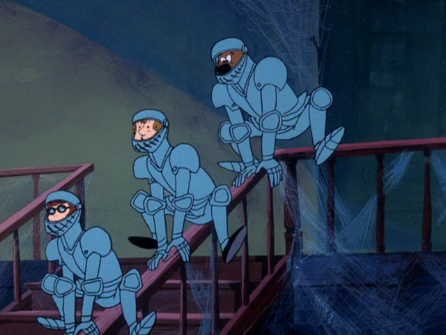 File:Velma, Shaggy, and Scooby slide down the staircase.png