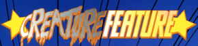 Creature Feature (WAY) title card