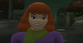 Scooby-Doo! Nights of 100 Frights - Daphne