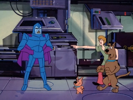 Scooby Saves the World