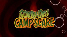 Camp Scare title card