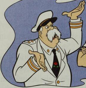 Cap'n Hornsby