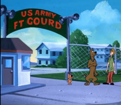 US Army Ft Gourd