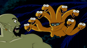 Hydra (It's All Greek to Scooby)