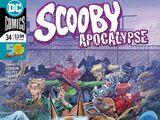 Scooby Apocalypse issue 34