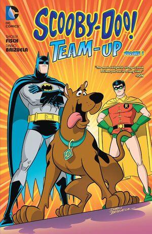 TU V1 (DC Comics) front cover