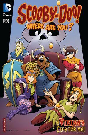 WAY 60 (DC Comics) front cover