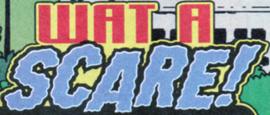 Wat a Scare! title card