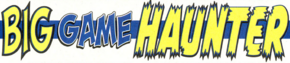Big Game Haunter title card