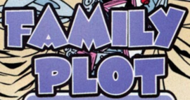 Family Plot title card