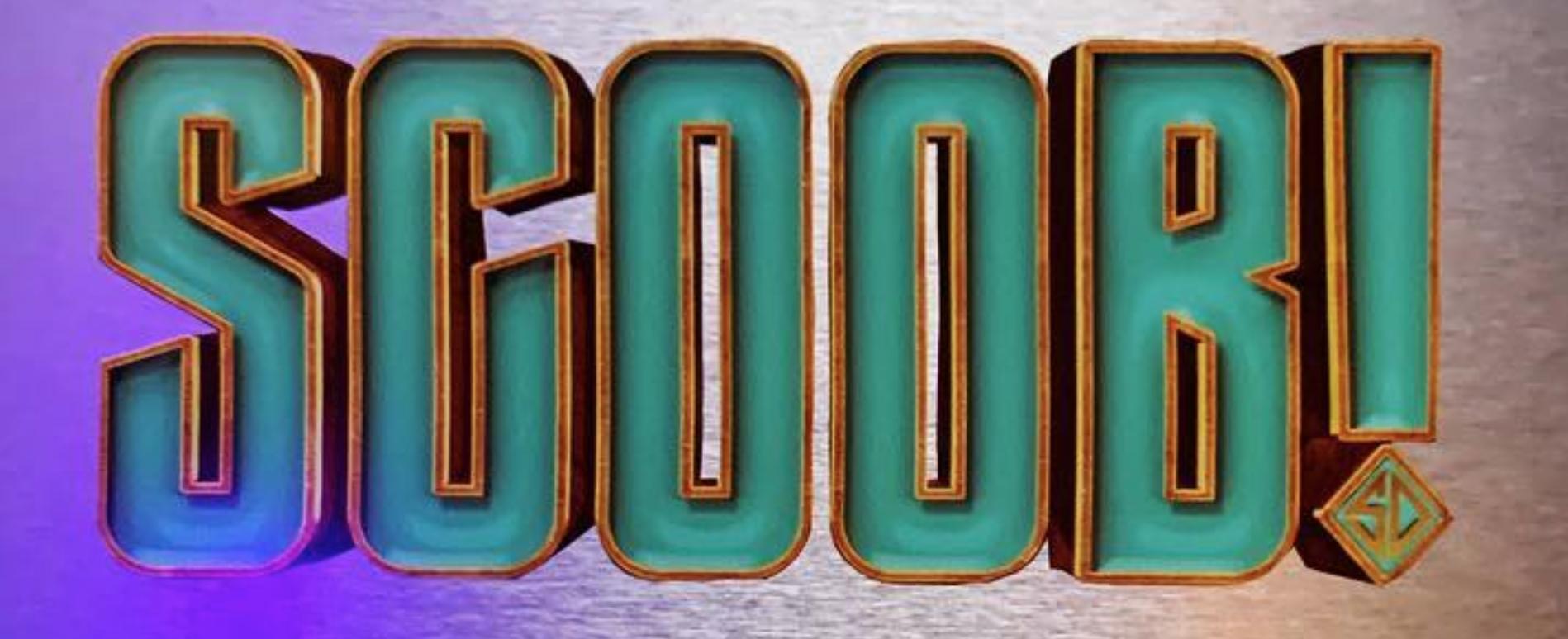 """SCOOB!"" Title Card"