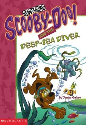 Scooby-Doo! and the Deep-Sea Diver cover