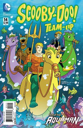 TU 14 (DC Comics) cover