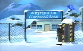 Western Air Command Base