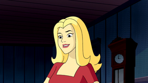 Marcy (A Scooby-Doo Halloween)