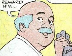 Mayor Gibson
