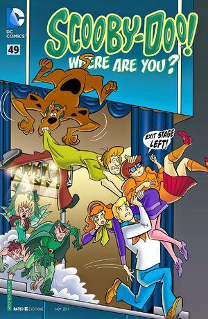 WAY 49 (DC Comics) front cover