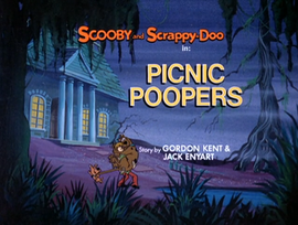 Picnic Poopers Title Card
