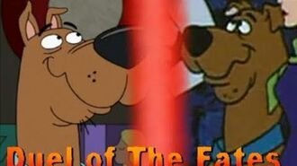 Duel Of The Fates - Nowy Scooby Doo VS. Stary Scooby Doo