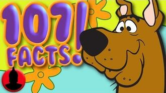 107 Scooby-Doo Facts YOU Should Know - (ToonedUp 90) @ChannelFred