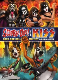 Scooby-Doo! és a Kiss- A nagy rock and roll rejtély
