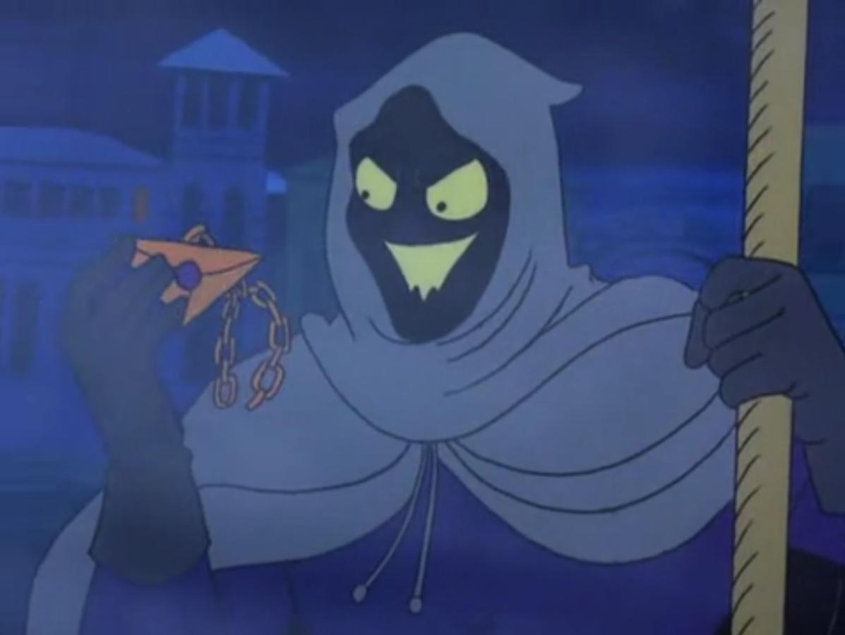 Ghostly Gondolier | Scoobypedia | FANDOM powered by Wikia