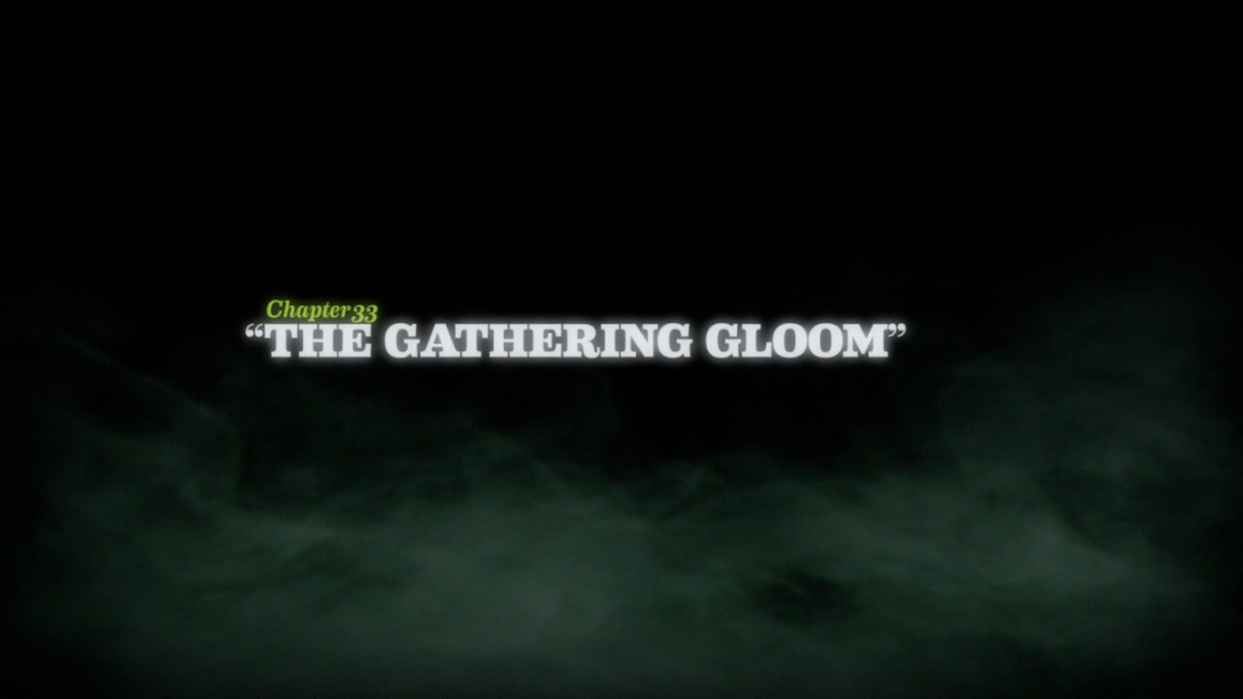 The Gathering Gloom title card