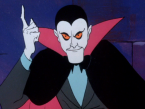Dracula (A Gaggle of Galloping Ghosts)