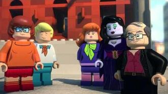 LEGO Scooby-Doo! Haunted Hollywood - Trailer