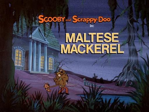 Maltese Mackerel title card