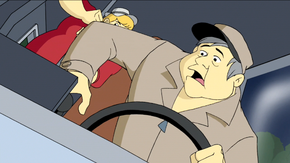 Crawdad Mike's driver