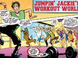 Jumpin' Jackie's Workout World