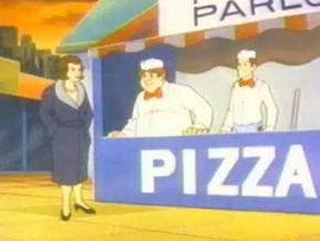 Pizza parlor (Mission Un-Doo-Able)