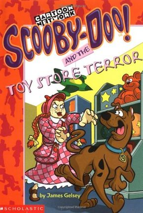 Scooby-Doo! and the Toy Store Terror cover