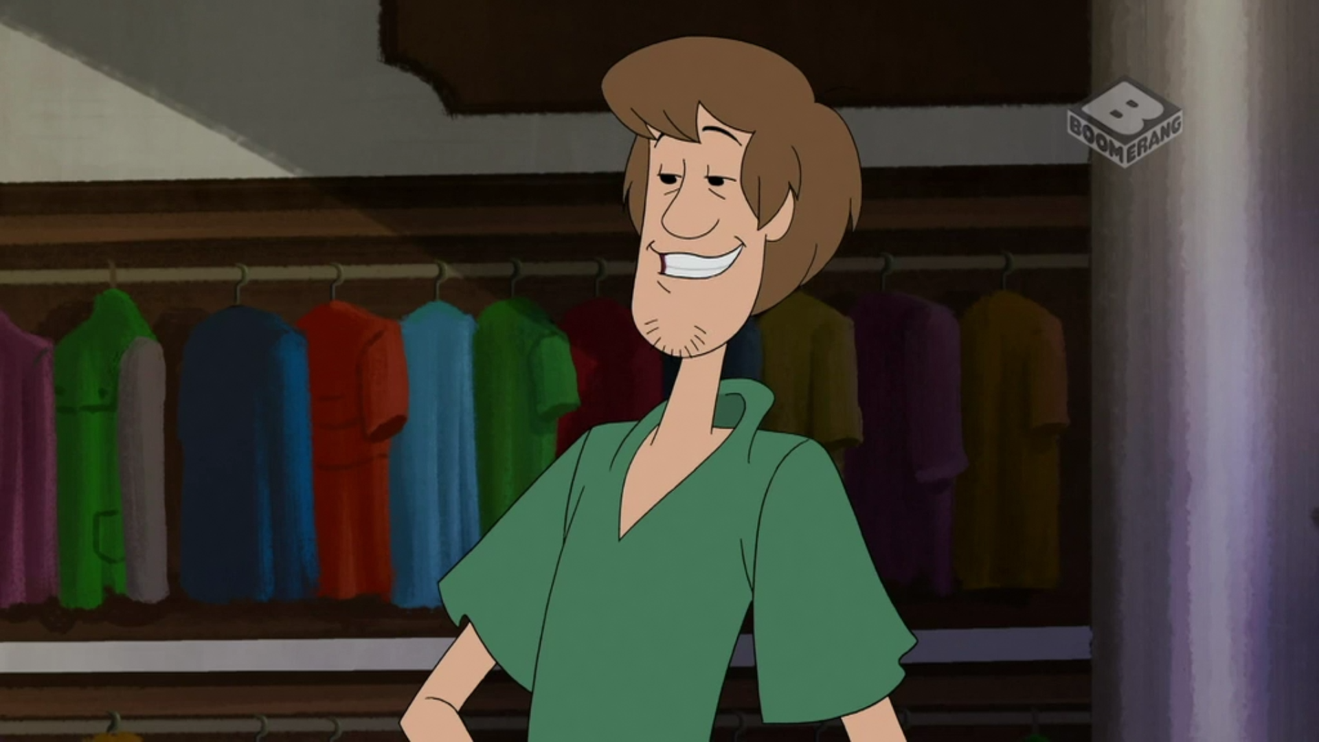Shaggy rogers scoobypedia fandom powered by wikia - Scooby doo sammy ...