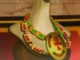 Vampire wedding jewelry