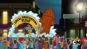 Toulouse Street (Be Cool, Scooby-Doo!)