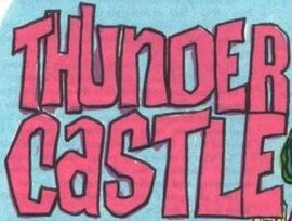 Thunder Castle title card