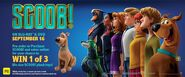 JB Hi-Fi Scoob - Home Video Release and Competition