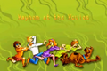 Mayhem at the Movies title card (GBA).png