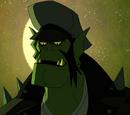 Shadowy Orc