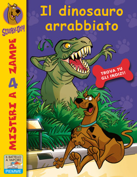 The Angry Dinosaur cover