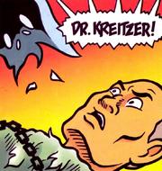 Dr. Kreitzer unmasked
