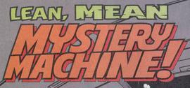 Lean, Mean Mystery Machine title card