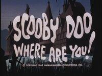 Scooby-Doo, gdzie jesteś
